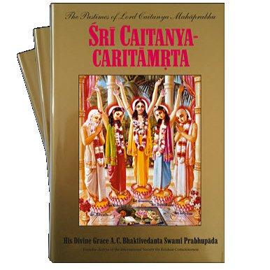 Sri Caitanya Caritamrta