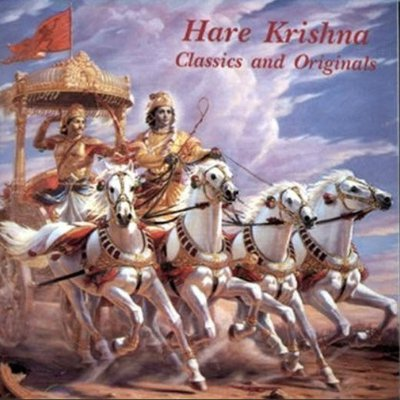 CD02-Hare Krishna Classics and Originals