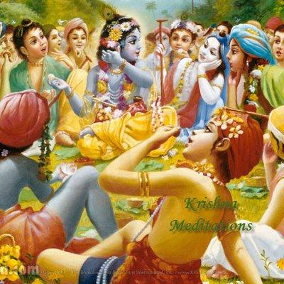 CD01-Krishna Meditations