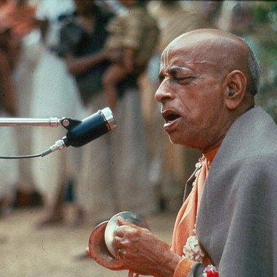 Srila Prabhupada's bhajans, kirtans etc.