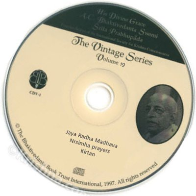 CDV-19  The Vintage Series