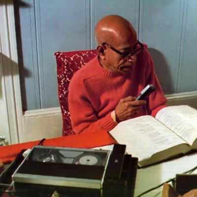Krishna Book dictation by Srila Prabhupada